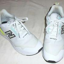New Balance Comfort Insert Womens Running Shoes White Sneakers Ws515rc2 Size 9 Photo