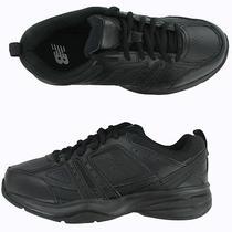 New Balance Cross Trainer Mx409bk2 Black 11 4e Men's Athletic Shoe Sneaker Photo