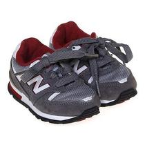 New Balance Cute Sneakers Size 5 Infant Photo