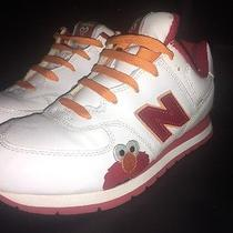 New Balance Elmo Sesame Street Youth Size 6 Shoes Sneakers Photo