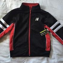 New Balance Jacket Size 3t New With Tags Photo