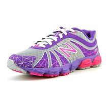 New Balance Kj890 Youth Girls Size 1.5 Purple Wide Running Shoes Uk 1 Eu 33 Photo