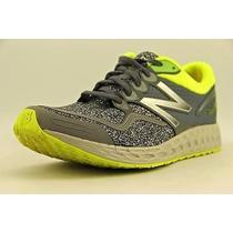 New Balance M1980 Womens Size 9.5 Gray Mesh Running Shoes Used Photo