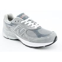 New Balance M990v3 Heritage Mens Size 11.5 Gray Suede Running Shoes New/display Photo