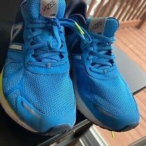New Balance Men's Vazee Pace Running Shoe Size 9.5 Blue/silver/yellow Photo
