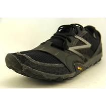 New Balance Mt10v2 Minimus Mens Size 14 Black Mesh Trail Running Shoes Used Photo