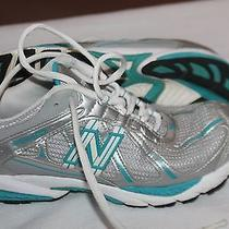 New Balance Size 4 1/2 4.5 740 Running Kids Sneakers Shoes Elementary  Photo