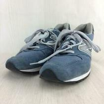 New Balance  Us8 Blu Suede Size Us8 Blue Low Cut Sneaker 3603 From Japan Photo