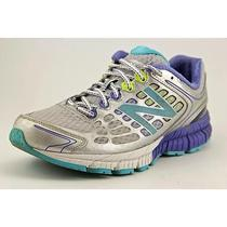 New Balance W1260 Womens Size 10 Gray Wide Mesh Cross Training Shoes Used Photo