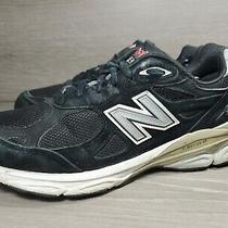 New Balance W990bk4 Black Made in Usa  Running Sneakers Womens Sz 8 B (A10 Photo