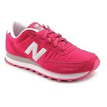 New Balance Wl501 Womens Size 8 Pink Textile Athletic Sneakers Shoes No Box Uk 6 Photo