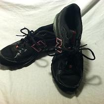 New Balance Women's Running 7500 Black/pink Sz 7.5. Pre-Owned Photo