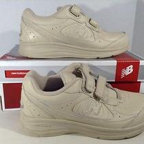 New Balance Womens Beige Walking Shoes W/ Box Ww411hwy Size 7 Z-90 Photo