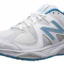 New Balance Womens Running Shoe White/blue W1540wb2 Pick Sizes Nib Photo