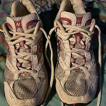 New Balance Womens Size 8.5 Abzorb white&pink  Walking Running Shoes Cw413dr Photo