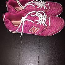 New Balance Womens Sneakers 7.5 Purple Photo