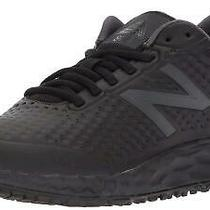 New Balance Womens Wid806k1 Low Top Lace Up Running Sneaker Black Size 11.0 6p Photo