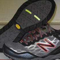 New Balance Wt1210 Trail Running Shoes Women's Size 7.5 Msde in Usa Photo