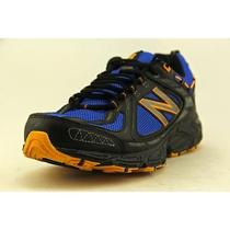 New Balance Wt510 Mens Size 11 Black Mesh Trail Running Shoes Uk 10.5 Eu 45 Used Photo