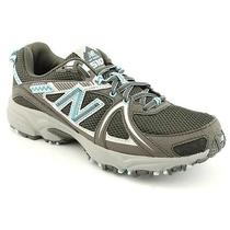 New Balance Wt510 Womens Size 9 Gray Wide Mesh Trail Running Shoes Used Uk 7 Photo