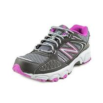 New Balance Wte412 Womens Size 7 Gray Wide Mesh Trail Running Shoes Photo