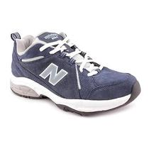 New Balance Wx608 Womens Size 11 Blue Leather Cross Training Shoes New/display Photo