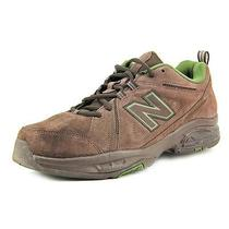 New Balance X608 Mens Size 12 Brown Suede Cross Training Shoes Photo
