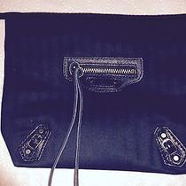 New Balenciaga Black Pouch Photo