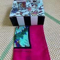 New Balenciaga Rosabotanica Silk Scarf  Eau De Parfum Mini-in Box Gift Box-Set Photo