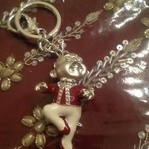 New Ballet Charm Swarovski Crystal Teacher Gift Photo