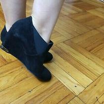 New Bandolino Suade Bootie Size 7.5 Photo