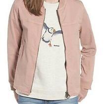 New Barbour Women Jacket Coat Blush Pink Size 6 Photo