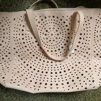 New  Bath & Body Works Vip Rose Gold & Blush Tote (Bag Only) Photo
