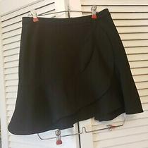 New Bcbg Black Mini Skirt