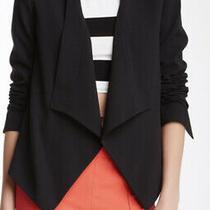 New Bcbg Maxazria Black Jacket Blazer Size S Photo