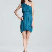 New -Bcbg Maxazria Dress-Deep Aqua Photo
