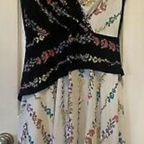 New Bcbg Maxazria Hadley Floral Print Dress. Size 8 Photo