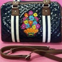 New Beautiful Blue Handbag Photo