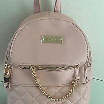 New Bebe Gina Mini Backpack Purse Blush Pink Msrp 79.00 Photo