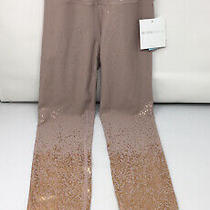 New Beyond Yoga Alloy Ombre Blush Pink W/ Gold Activewear Leggings Small 110 Photo
