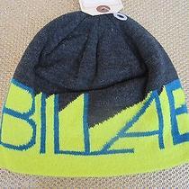 New Billabong Beanie Cap Hat Mens S M L Osfa Yellow Black Blue Photo