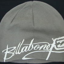 New Billabong Beanie Hat Ski/snow Khaki Photo