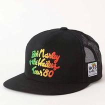 New - Billabong - Bob Marley & the Wailers - Hat - Cap - Rock Steady Photo