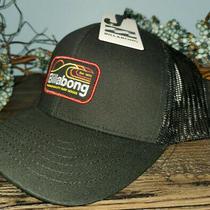 New Billabong Hat Trucker Snapback Style Adjustable Photo