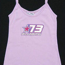 New Billabong Purple Tank Top Kids Girls 10 Chest24
