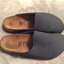 New Birkis Birkenstock Clog Shoe Size 8 Made in Germany Photo