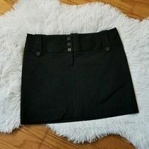 New Black Express Skirt Sz 2 Photo