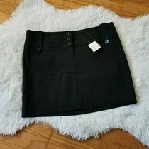New Black Express Skirt Sz 4 Photo