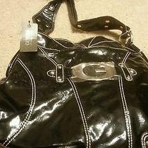 New Black Guess Purse New With Tags Photo