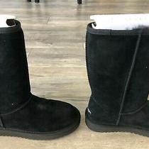 New Black Koolaburra by Ugg Womens Size 8 Photo